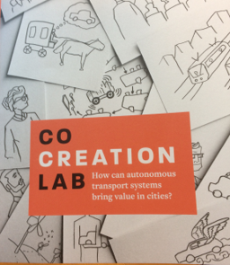 Co-creation lab at SAFER